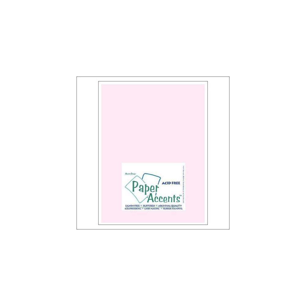 Paper Accents Vellum Sheet Light Pink