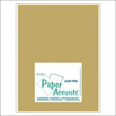 Paper Accents Vellum Sheet 14kt Gold