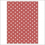 Simple Stories Basic Washi Paper Tape 3x4 inch Sheet Red Dots Snap Life Documented Collection