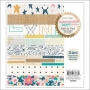 Crate Paper Paper Pad 6x6 inches Craft Market Collection