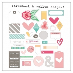 Elles Studio Bits and Pieces Cienna Collection