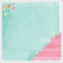 American Crafts Paper Sheet Ava Rise and Shine Collection by Amy Tangerine