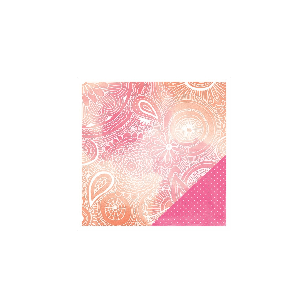 American Crafts Paper Sheet Stella Rise and Shine Collection by Amy Tangerine