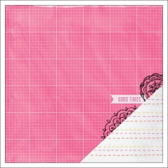 American Crafts Paper Sheet Lily Rise and Shine Collection by Amy Tangerine