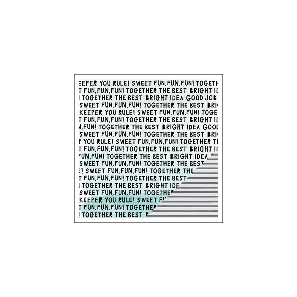 American Crafts Paper Sheet Lana Rise and Shine Collection by Amy Tangerine