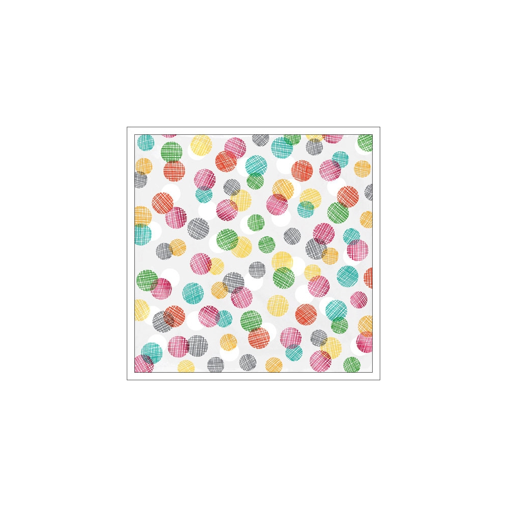 American Crafts Paper Sheet Pink Foil Zoey Rise and Shine Collection by Amy Tangerine