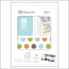 American Crafts Project Life Value Kit Cathy Zielske by Becky Higgins