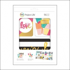 American Crafts Project Life Value Kit Mix and Match by Becky Higgins