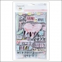 American Crafts Project Life Chipboard Stickers Inspire Edition Collection by Vanassa Perry