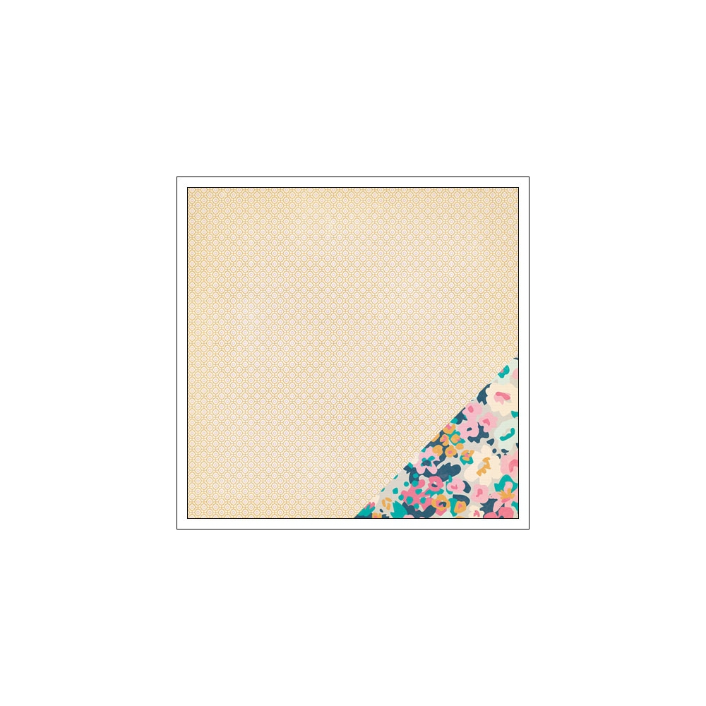 Crate Paper Paper Sheet Hand Painted Craft Market Collection