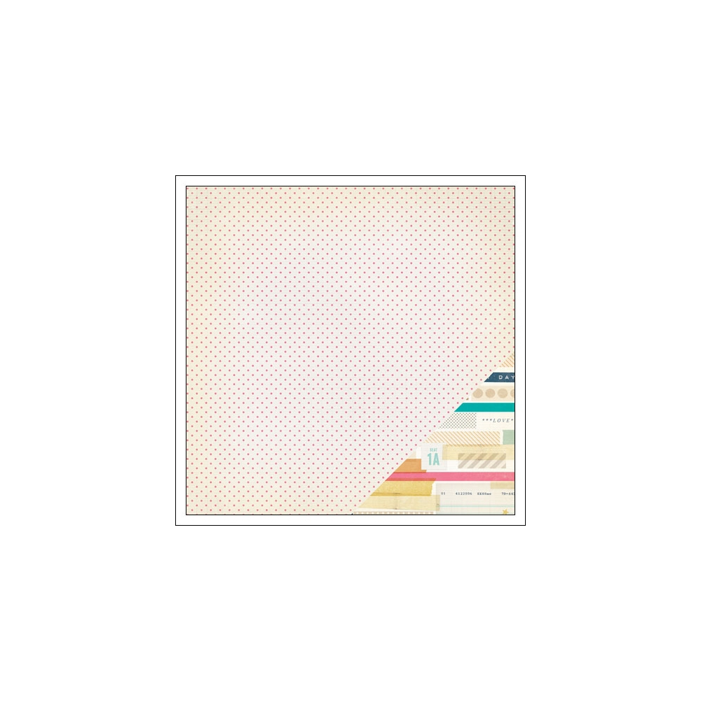 Crate Paper Paper Sheet Thrifty Craft Market Collection