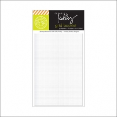 Hero Arts Kellys Grid Booklet Clearly Kelly Collection by Kelly Purkey