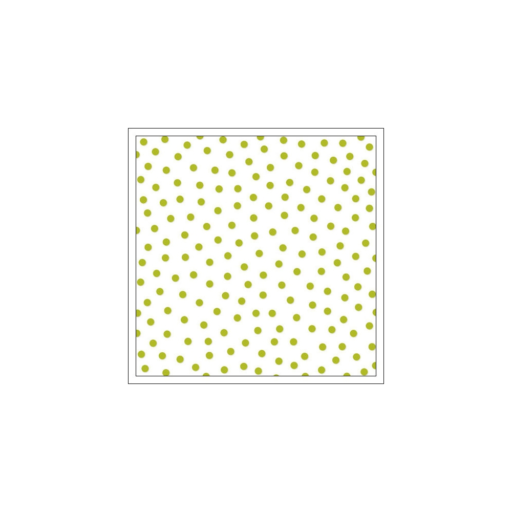 Bella Blvd Transparency Sheet 12x12 inches Clear Cuts Confetti Pickle Juice Green Color Chaos Collection