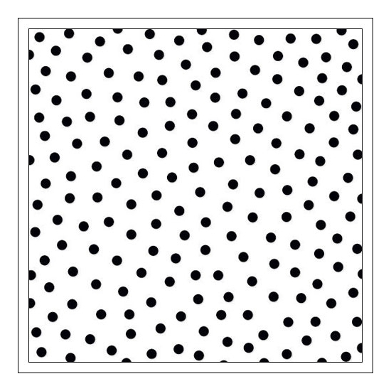 Bella Blvd Transparency Sheet 12x12 inches Clear Cuts Confetti Oreo Black Color Chaos Collection