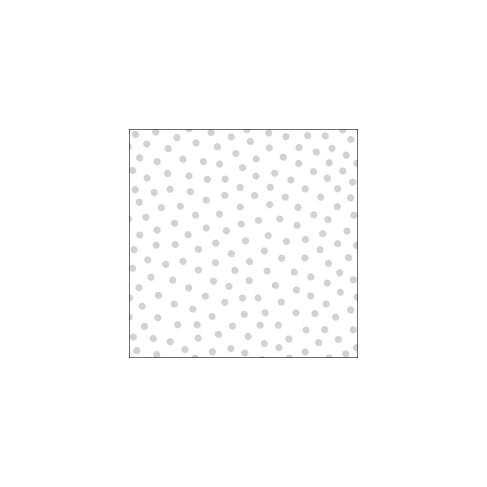 Bella Blvd Transparency Sheet 12x12 inches Clear Cuts Confetti Silver Color Chaos Collection