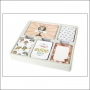 American Crafts Project Life 4x6 inches Core Kit Cards Set Adventure Edition Collection by Celeste Knight