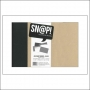 Simple Stories Snap Binder Album Black 4 x 6 inches Snap Studio Collection
