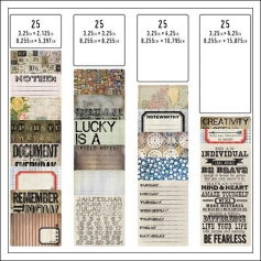 Advantus Idea-ology Pocket Cards by Tim Holtz