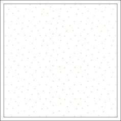 Crate Paper Vellum Paper Sheet Gold Foil Triangles Wonder Collection