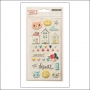 Crate Paper Puffy Stickers Wonder Collection