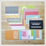 Project Life Core Kit Cards 4x6 inches Kiwi Edition by Lili Niclass