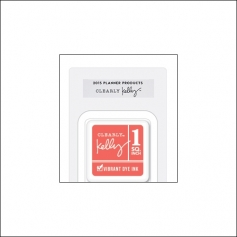 Hero Arts Square Dye Ink Cube Red Kellys Outdoor Planner 2015 Planner Products Collection by Kelly Purkey