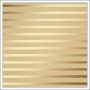 American Crafts Specialty Paper Kraft Sheet Gold Foil Stripes Inspect Finders Keepers Collection by Amy Tangerine