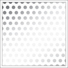American Crafts Vellum Paper Sheet Silver Foil Dots DIY Shop 3 Collection
