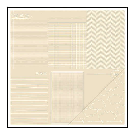 American Crafts Kraft Paper Trust Ready Set Go Collection by Amy Tangerine