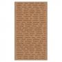 Advantus ChitChat Cardstock Sticker Sheet Kraft Seasonal by Tim Holtz Idea-ology