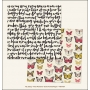 My Minds Eye Cardstock Paper Sheet Foiled This Moments My Story Collection by Dani Mogstad