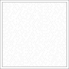 Bella Blvd Transparency Sheet Clear Cut White Stars Clear Cuts