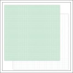 Studio Calico Cardstock Paper Sheet Paper 001 Seven Paper Elliot Collection