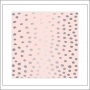 Studio Calico Specialty Paper Sheet Silver Foil Dots Seven Paper Goldie Collection