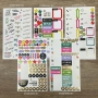 Me and My Big Sticker Sheet Clear Everyday Reminder The Happy Planner Collection