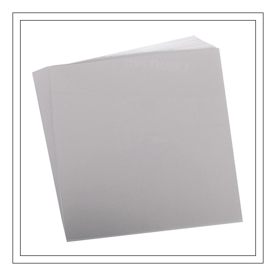 Grafix Clear Plastic Sheet Acetate Mediumweight .007
