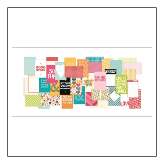 American Crafts Project Life Instax Mini Kiwi Edition Value Pack