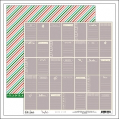 Elles Studio Paper Sheet Making A List Joyful Collection