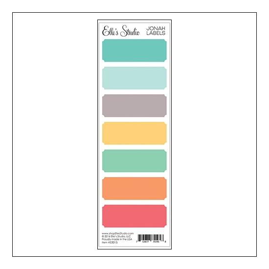 Elles Studio Jonah Labels Little Moments Collection