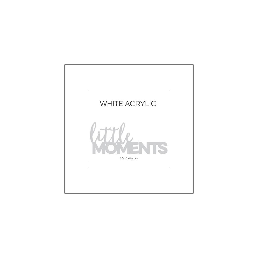 Elles Studio Little Moments Acrylic Little Moments Collection