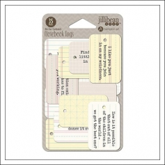 Jillibean Soup Notebook Tags Everyday Soup Staples Collection