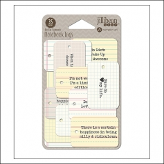 Jillibean Soup Notebook Tags Funny Soup Staples Collection