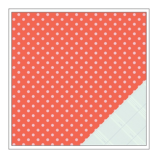 American Crafts Paper Doting Dots Lucky Charm Collection by Dear Lizzy