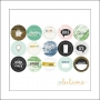 Evalicious Miscellany Stickers Life Is Sweet Collection