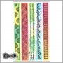 Ranger Dylusions Creative Dyary Sticker Sheet by Dyan Reaveley