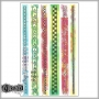 Ranger Dylusions Creative Dyary Clear Sticker Sheet by Dyan Reaveley