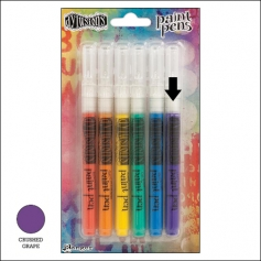 Ranger Dylusions Paint Pen Crushed Grape by Dyan Reaveley