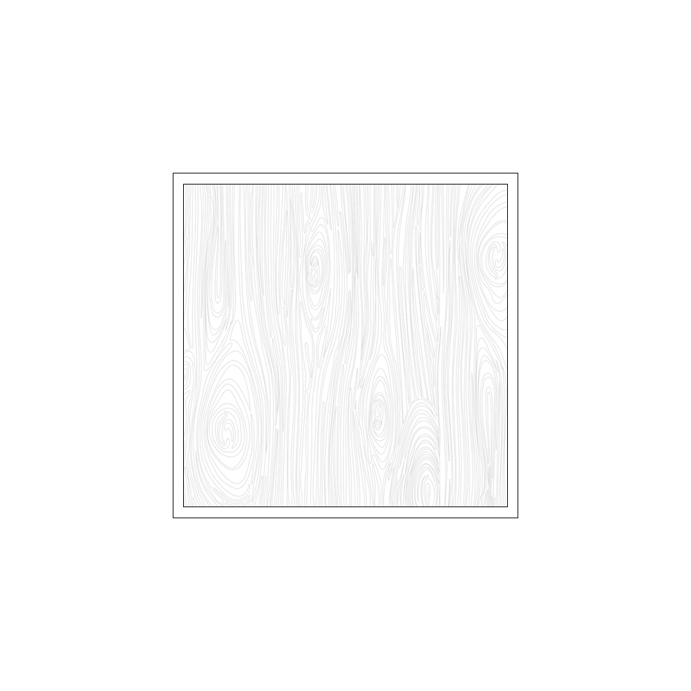 Bella Blvd Transparency Sheet Clear Cut White Woodgrain Simply Spring Collection