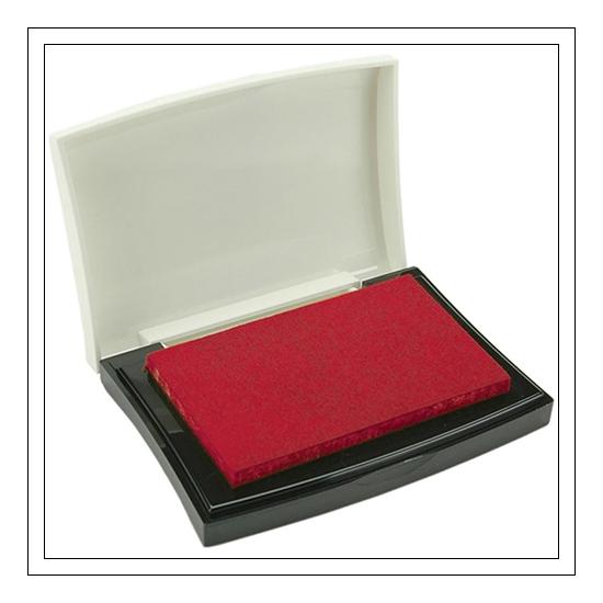 Tsukineko Versafine Crimson Red Ink Pad