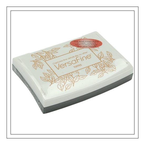 Tsukineko Versafine Toffee Ink Pad